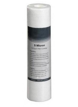 5 Mikron Sediment Filtre