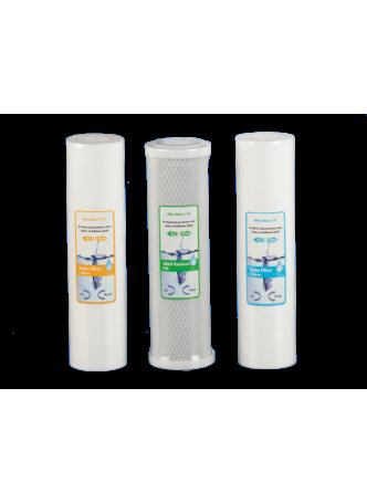 Su Arıtma Cihazı Alt Takım Filtre Seti
