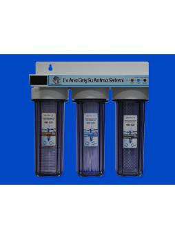 Ev Ana Giriş Su Arıtma Sistemi