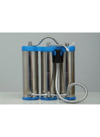 Tezgahüstü Çelik 3lu Su Arıtma Cihazı