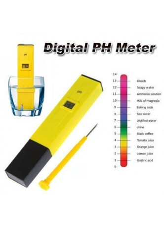 Dijital PH Metre - Ph Ölçer