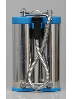 Tezgahüstü Çelik 2li Su Arıtma Cihazı