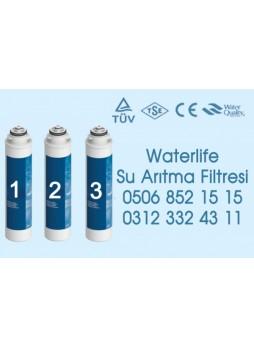 Waterlife Alt Takım Filtre Seti
