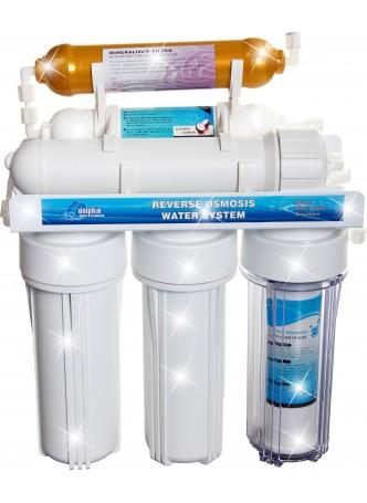 Dolphin Water Platinum 6 Aşamalı Pompasız