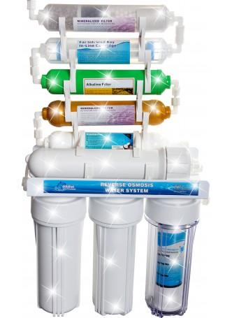 Dolphin Water Platinum 9 Aşamalı Pompasız