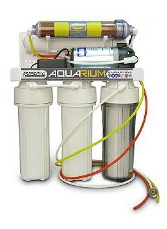 Akvaryum Su Arıtma Cihazı 5 Aşamalı Pompalı Özel Reçine Filtreli