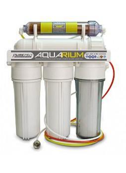 Akvaryum Su Arıtma Cihazı 5 Aşamalı Pompasız Özel Reçine Filtreli