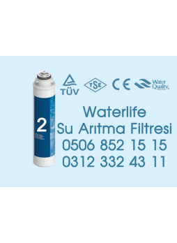Waterlife Block Karbon Filtresi