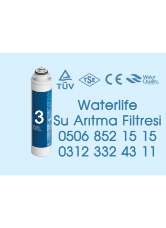 Waterlife Gac Karbon Filtresi