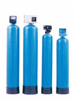 Tam Otomatik Aktif Karbon Filtre Sistemleri
